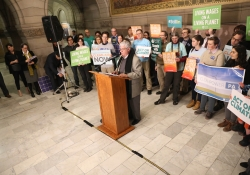 Climate Change Mitigation Act Press Conference :: January 25, 2017