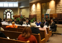 March 4, 2016: Senator Costa Participates in State Rep. Dan Miller's 3rd Annual Children and Youth Disability and Mental Health Summit.