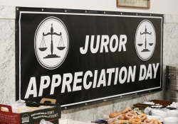 Juror Appreciation Day :: May 4 2018