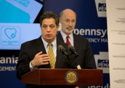 Governor Tom Wolf press conference on Renewal of Opioid Disaster declarationSenator Jay Costa (D-Allegheny)April 04, 2018.James Robinson | Pennsylvania Senate Democratic Caucus