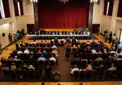 State Legislative Hearing on Improving Community - Police relations