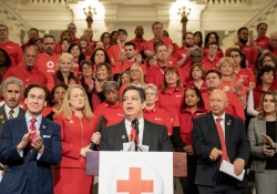 Red Cross :: April 18, 2018