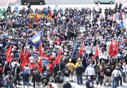 Teamsters Rally :: June 20, 2017
