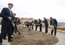 """The Highline"" Groundbreaking:: April 19, 2018"