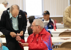 November 6, 2015: Senator Jay Costa holds Veteran's Luncheon