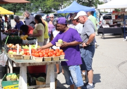 Wilkinsburg Farmers Market :: August 9, 2018