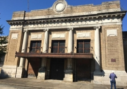 Wilkinsburg Train Station Restoration Project :: October 6, 2016