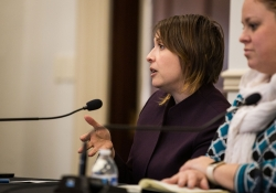 March 22, 2018: Roundtable on Women in Government Advocacy