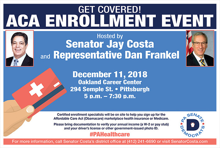 Healthcare Enrollment Event