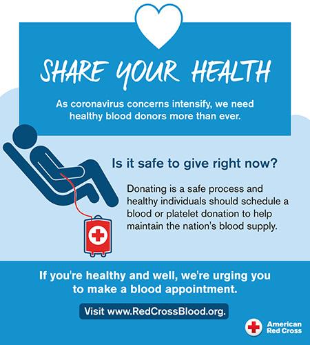 Red Cross Seeking Blood Donors