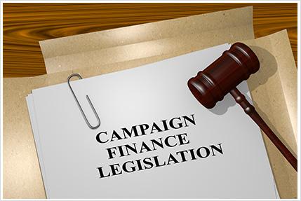 Campaign Finance Legislation