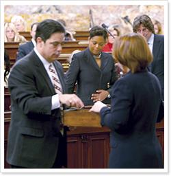 Sen. Costa Casting Vote