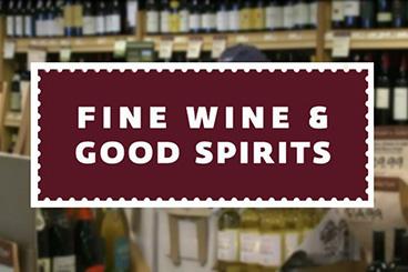 Fine Wine And Good Spirits