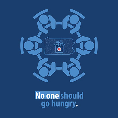 No one should go hungry
