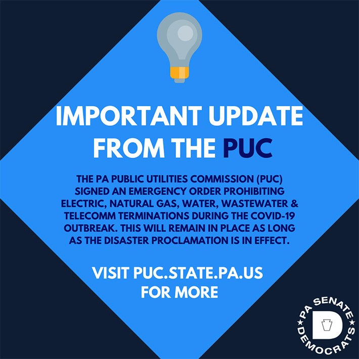 Important Update from the PUC