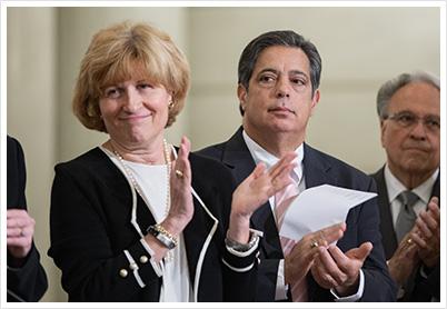 Senator Judy Schwank & Senator Jay Costa