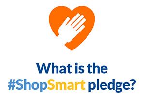 Pledge to #ShopSmart