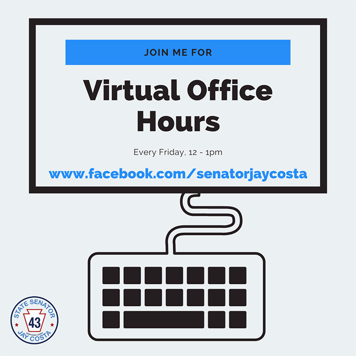 Virtual Office Hours - Facebook