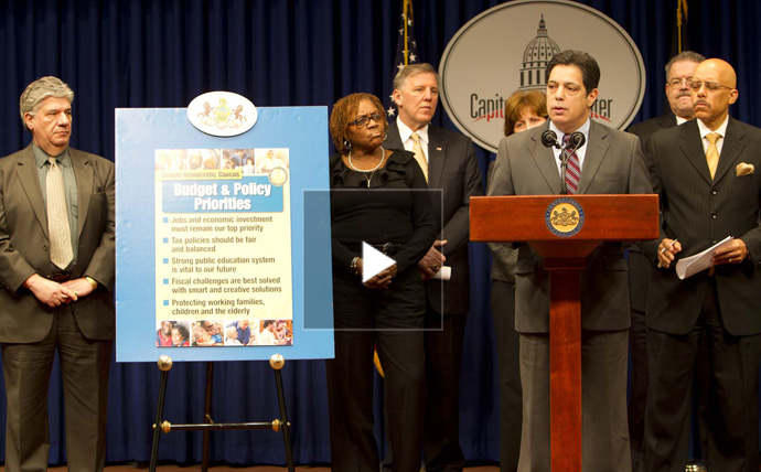 Budget and Policy Priorities Press Conference