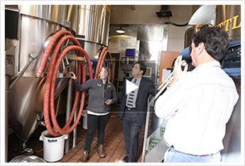 Rock Bottom Brewery Tour