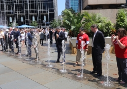 CEO Soak for ALS :: August 3, 2017