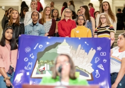 May 1, 2019:  Arts Advocacy Day at the State Capitol