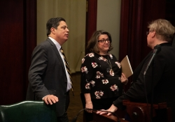 March 27, 2019: Senator Costa attends Pennsylvania Legislative Arts & Culture Caucus meeting.