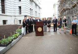 May 6, 2015: Senator Costa joins colleagues at 2015 PA Hunger Garden groundbreaking