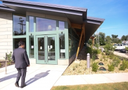 C.C. Mellor Library Opening :: July 17, 2018