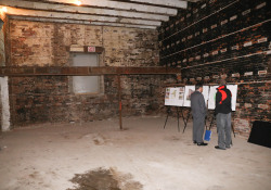February 10, 2020: Sen. Costa tours the site of the future craft brewery and distillery in Hazelwood.