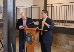 20190September 26, 2019: Sen. Costa joined local officials at the ribbon cutting of Homestead Bakery Lofts.926133514_IMG_0702