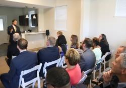 Susquehanna Homes Ribbon Cutting :: September 20, 2018