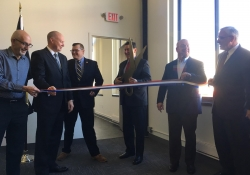 November 7, 2016: Senator Costa attends ribbon cutting today at the new facility for our friends at Veterans Leadership Program of Western Pennsylvania.