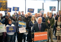 TSA Rally :: January 18, 2019