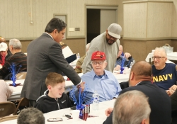 Veterans Luncheon :: November 10, 2017