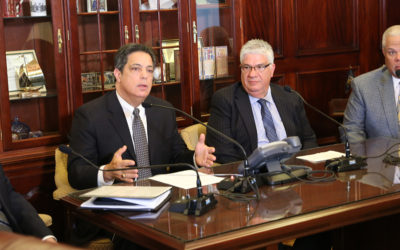 Senate Democrats, Pittsburgh Mayor Advance Efforts on Climate Change Despite Trump