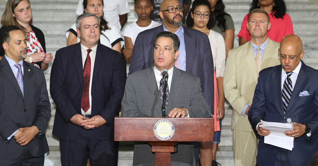 Lawmakers Unveil Legislation Creating Trust Fund for Youth Impacted by Prison System