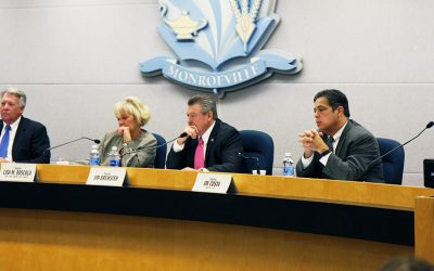 State Senate Hearing in Monroeville Focuses on Charter School Reform
