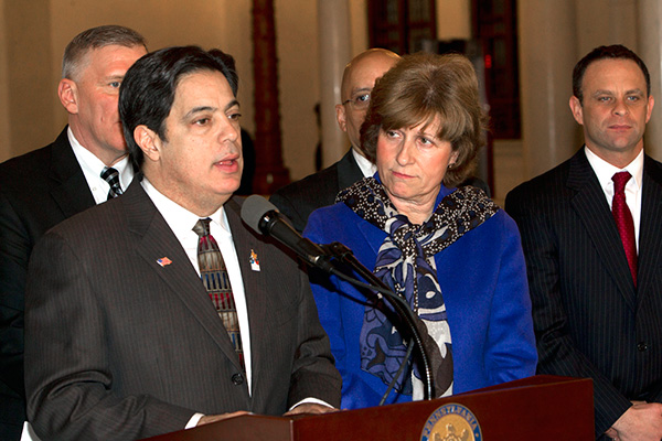 Senator Costa Remarks on expansion of the City Revitalization Improvement Zone Program :: January 15, 2014