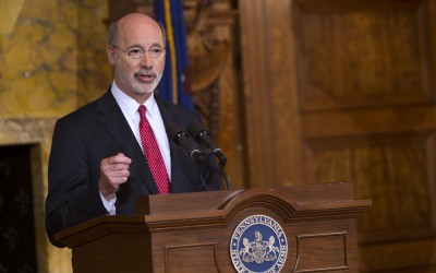 Senate Democrats Hail Gov. Wolf's Call for Testing of Young Children