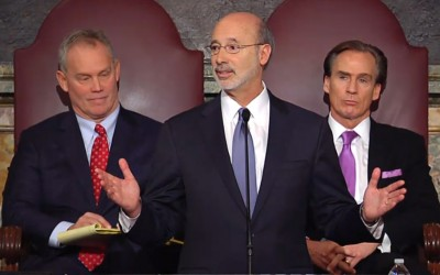 Senate Democrats Say Wolf's Budget Focused on Education, Deficit Reduction
