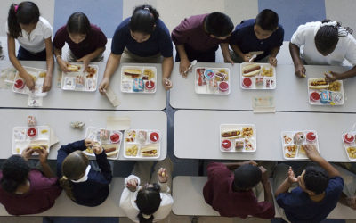 Costa Legislation Will Protect Kids from School Lunch Shaming
