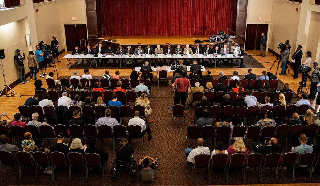 Senator Costa Hears Testimony on Improving Police & Community Relations