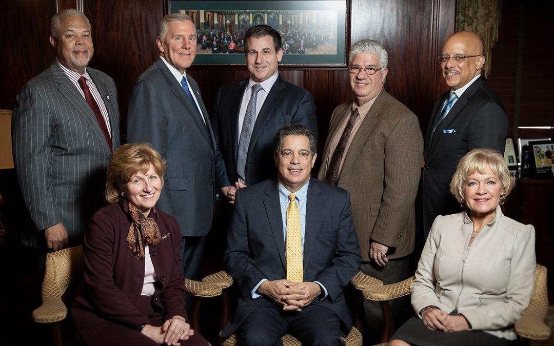 Pennsylvania Senate Democratic Caucus Re-Elects Full Leadership Team
