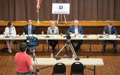 State Senate Committee Holds Second Hearing on Global Warming
