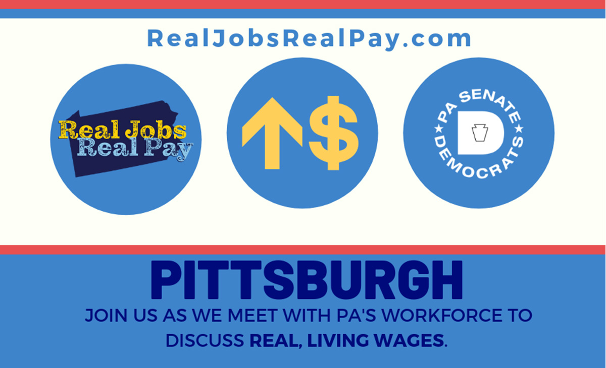 Real Pay, Real Jobs Tour