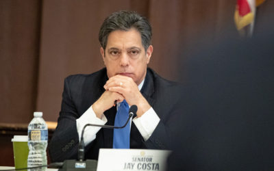 Senator Costa Responds to Senator Leach's Statement Regarding Independent Review of Allegations