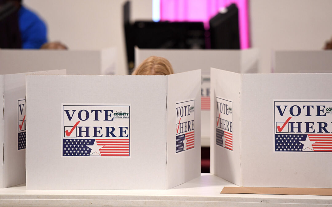 Senate Democrats Applaud Wolf's Swift Action to Fund Voting Security Upgrades