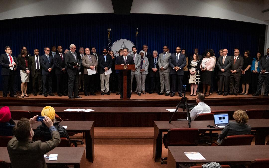 Hate Crime Legislation Introduced in Pa. House, Senate
