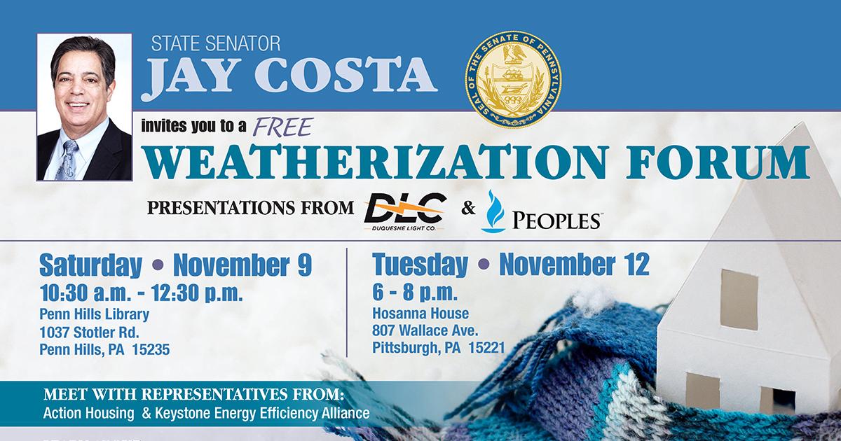 Weatherization Forums